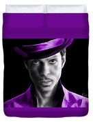 Prince Tribute Duvet Cover