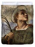 Raphael La Disputa  Duvet Cover