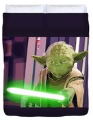 Star Wars Galactic Heroes Poster Duvet Cover
