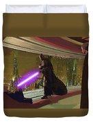 Star Wars Movie Poster Duvet Cover