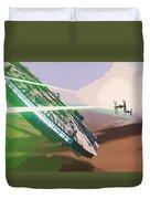 Star Wars Old Art Duvet Cover