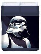 Star Wars The Trilogy Poster Duvet Cover