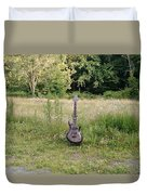 8 String Esp Ltd Jr608 2 Duvet Cover