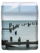 Swanage - England Duvet Cover
