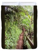 The El Yunque National Forest, Puerto Rico Duvet Cover