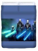 The Star Wars Poster Duvet Cover