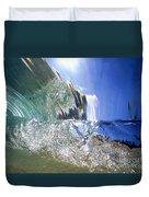Underwater Wave Duvet Cover