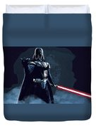 Wars Star Art Duvet Cover