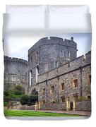 Windsor Castle Duvet Cover