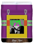 Ringo Starr Collection Duvet Cover