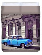 Havana, Cuba Duvet Cover