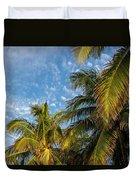8167- Palm Tree Duvet Cover