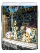 8238- Little Havana Store Duvet Cover