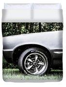 Classic Cars  Duvet Cover