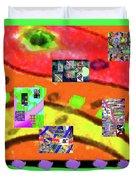 9-11-2015abcdefghijklmnopqrtuvwxyz Duvet Cover