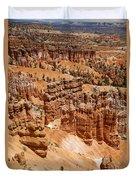 Bryce Canyon - Utah Duvet Cover
