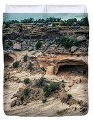 Canyon De Chelly Duvet Cover