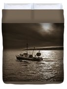 Cape Ann, Ma Duvet Cover
