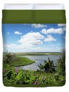 Cape Cod Salt Pond Duvet Cover