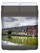 Ghent Belgium Duvet Cover