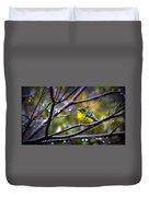 Img_0001 - Pine Warbler Duvet Cover