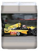 Indycar Performance Duvet Cover