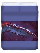 Jedi Star Wars Poster Duvet Cover