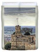 Lincoln England United Kingdom Uk Duvet Cover