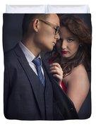 Lovers Duvet Cover