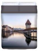 Lucerne - Switzerland Duvet Cover