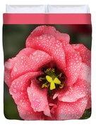 Nice Flower Duvet Cover