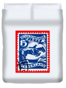 Old Dutch Postage Stamp Duvet Cover