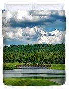 Ross Bridge Golf Course - Hoover Alabama Duvet Cover