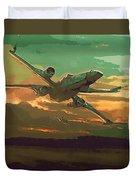 Star Wars Episode 1 Art Duvet Cover
