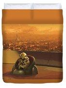 Star Wars Old Poster Duvet Cover