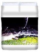 The Adobe Duvet Cover