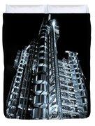 Lloyd's Building London Duvet Cover