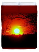 Sunsets Duvet Cover