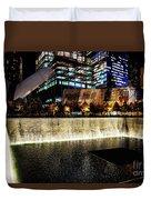 911 Memorial Duvet Cover