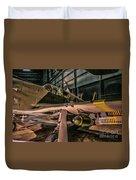 A-36a Apache Duvet Cover