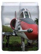 A - 4 Skyhawk - 3 Duvet Cover