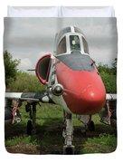 A - 4 Skyhawk Duvet Cover