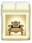 A A G - Antiquearmchairgold Duvet Cover