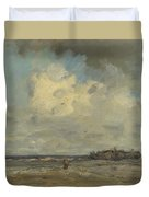 A Beach Duvet Cover