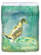A Bird Duvet Cover