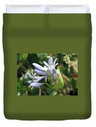 A Blooming Bud Duvet Cover