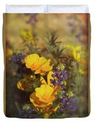 A Bouquet Of Spring  Duvet Cover