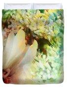 A Breath Of Spring Duvet Cover