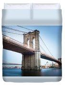 New York Bridge Duvet Cover