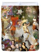 A Brief History Of Women And Dreams Duvet Cover